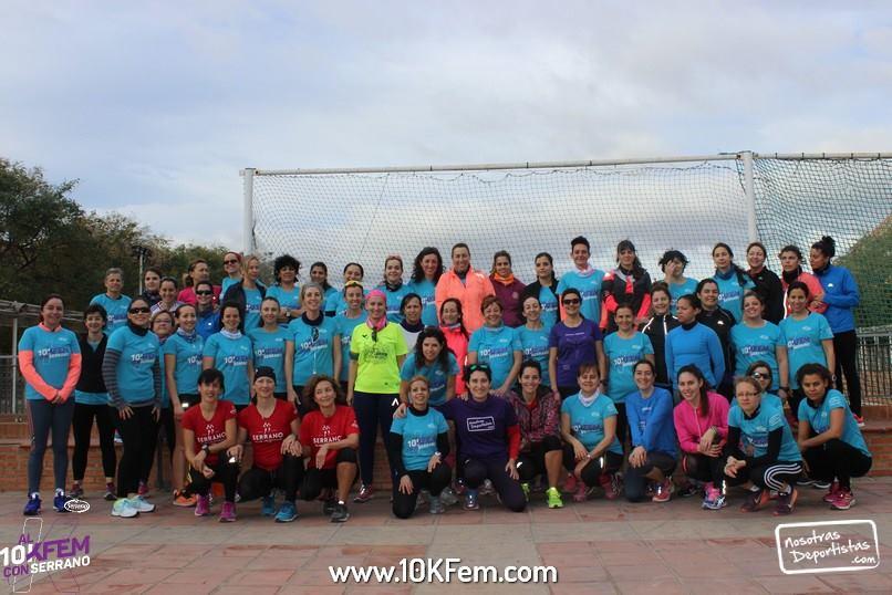 Entrenamientos Al10KFem con Serrano 5
