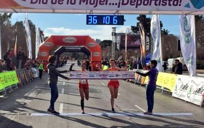 Felicidades a las ganadoras: Isabel Checa y Fátima Ayachi