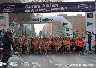 Salida 10KFem – Carrera Día de la Mujer…¡deportista!