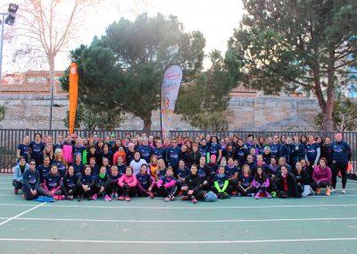 Entrenamientos 'Al 10K Fem con Serrano' 2017 – Sesión inaugural