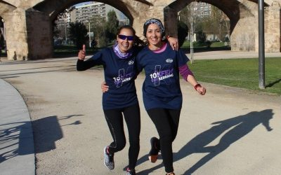 ¡Arranca la edición 2018 de los grupos de entrenamiento 'Al 10KFem con Serrano'!