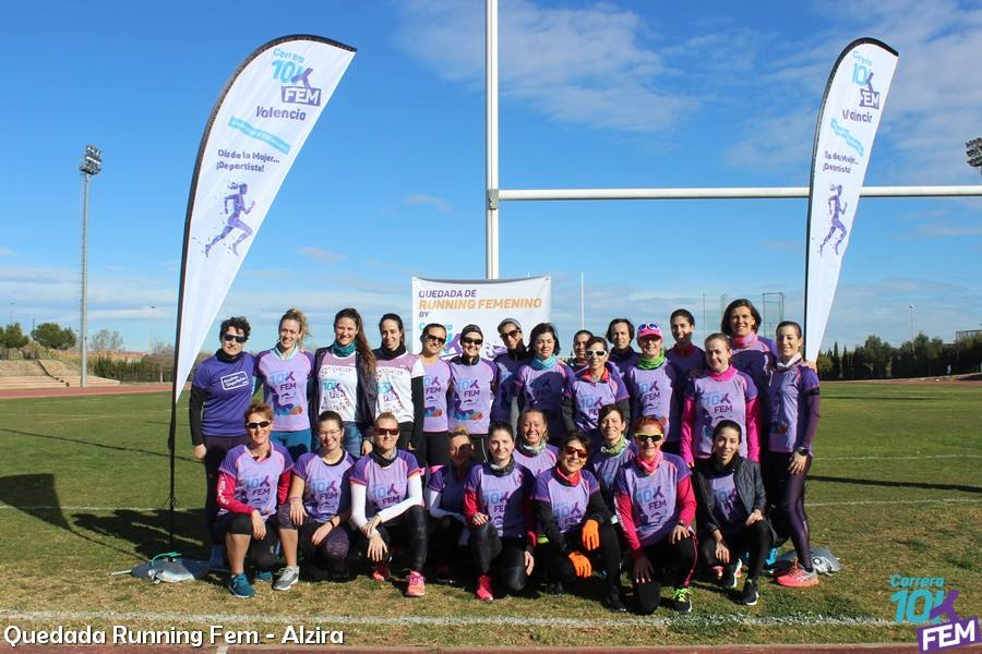 Quedada de Running Femenino Alzira