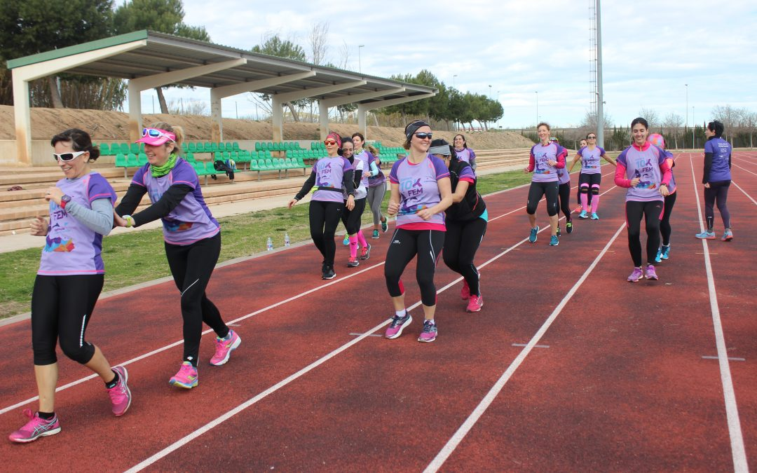 Nacen las Quedadas 10KFem para fomentar la iniciación de las mujeres en el running
