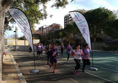 Quedada 10KFem Valencia 15-12-2018