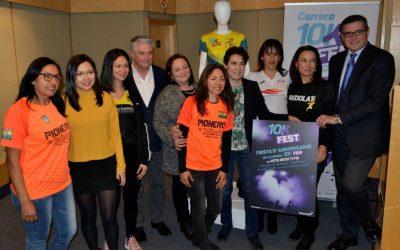 La Carrera 10KFem consolida el running femenino en Valencia con su 5ª edición