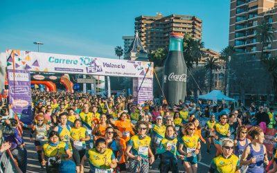 La Carrera 10KFem abre las inscripciones para su sexta edición que se celebra el 8 de marzo de 2020