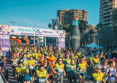 CARRERA 10KFEM 2019