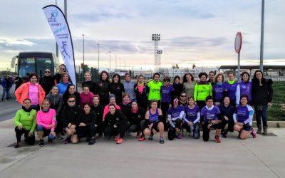 Éxito de las Quedadas 10KFem  de Running Femenino en l'Horta
