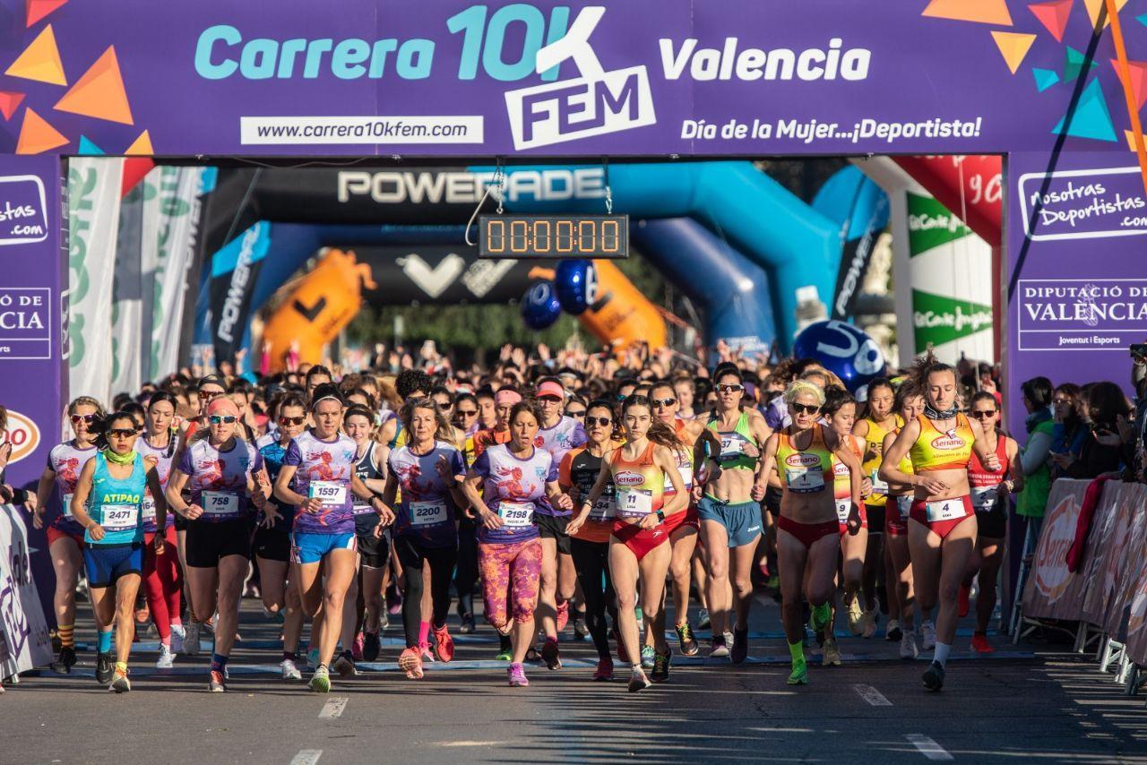 Carrera 10KFem 2020 – Álbum 1